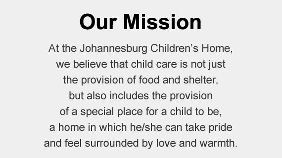 JCH Mission